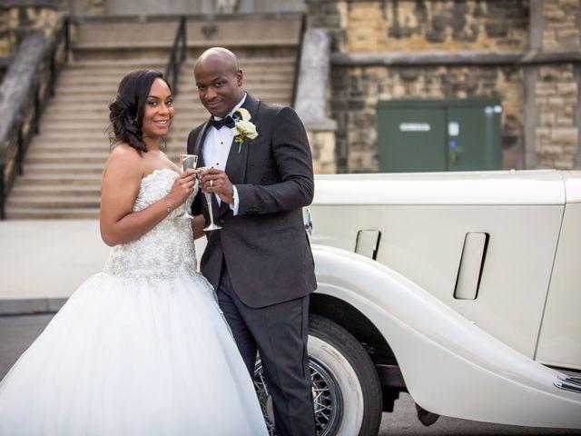 Naurice and Nicole's Wedding in Joliet, Illinois 10