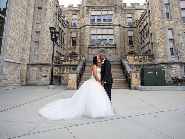 Naurice and Nicole's Wedding in Joliet, Illinois 12