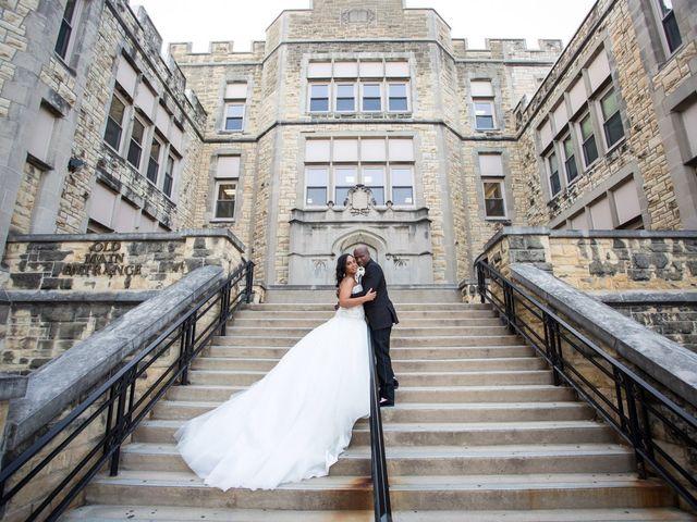 Naurice and Nicole's Wedding in Joliet, Illinois 13