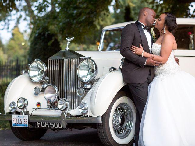 Naurice and Nicole's Wedding in Joliet, Illinois 17