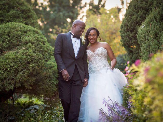 The wedding of Nicole and Naurice
