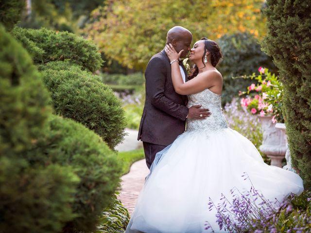 Naurice and Nicole's Wedding in Joliet, Illinois 18