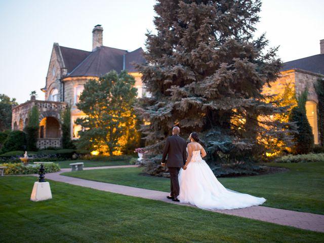 Naurice and Nicole's Wedding in Joliet, Illinois 19