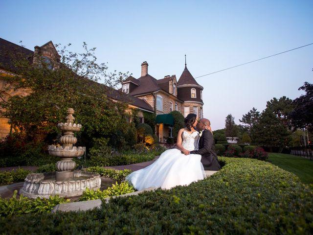 Naurice and Nicole's Wedding in Joliet, Illinois 21