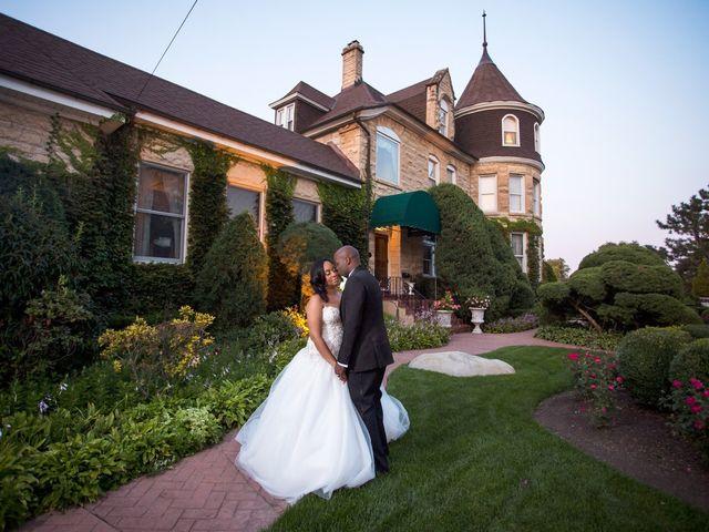 Naurice and Nicole's Wedding in Joliet, Illinois 22