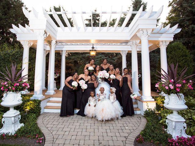 Naurice and Nicole's Wedding in Joliet, Illinois 24