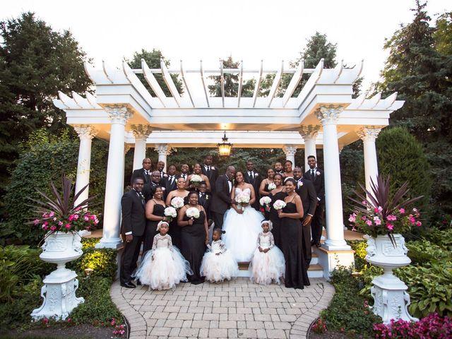 Naurice and Nicole's Wedding in Joliet, Illinois 25