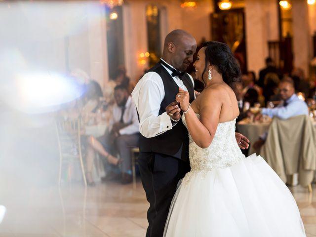 Naurice and Nicole's Wedding in Joliet, Illinois 34