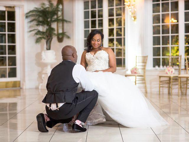 Naurice and Nicole's Wedding in Joliet, Illinois 35