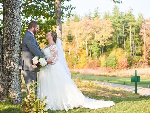 The wedding of Erin and Brett