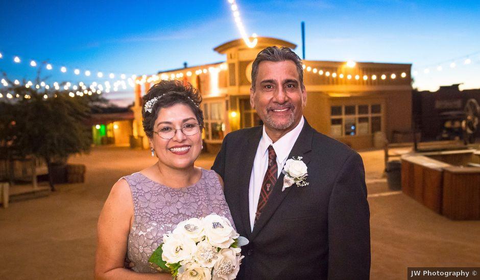 Ray and Laura's Wedding in Tucson, Arizona