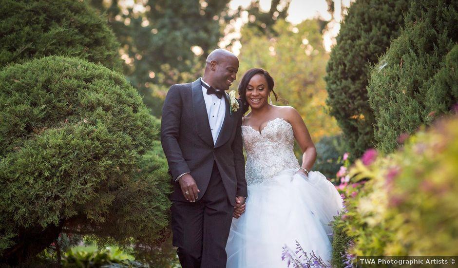 Naurice and Nicole's Wedding in Joliet, Illinois