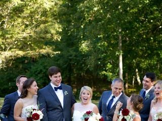 Claire and John's Wedding in Pelham, Alabama 5