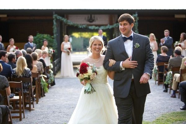 Claire and John's Wedding in Pelham, Alabama 14