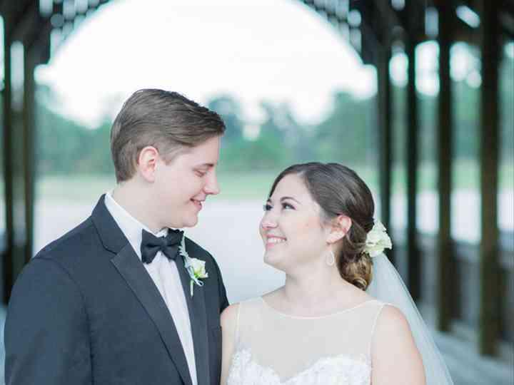 The wedding of Matthew and Miranda