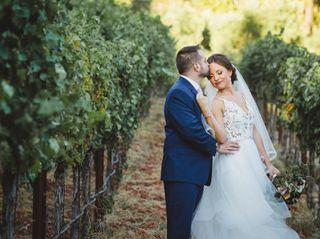 The wedding of Lauren and Austin