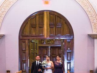 The wedding of Cynthia and Eddy 1