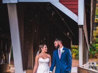 The wedding of Alexa and Camrin 3