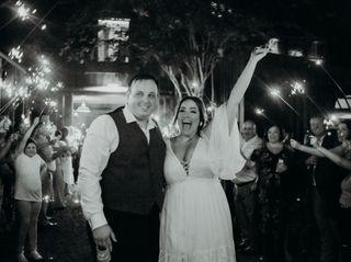 The wedding of Rachel and Dillon 2