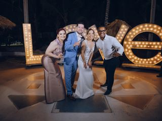The wedding of Luisa and Miguel 2