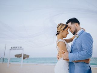 The wedding of Luisa and Miguel