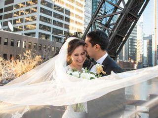 The wedding of Amy and Joshua