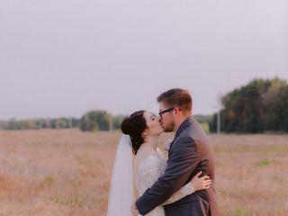 The wedding of Lakyn and kobe 3