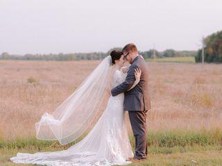 The wedding of Lakyn and kobe