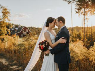 The wedding of Olani and Tim 2