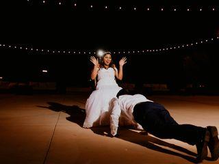 The wedding of Ciara and Gino 1