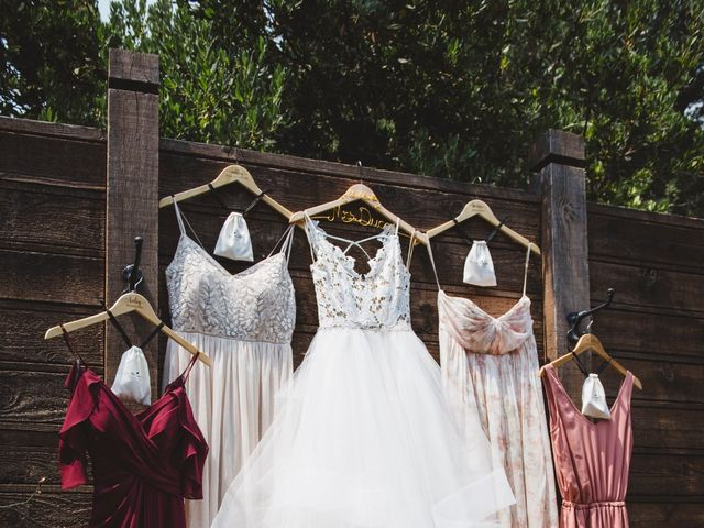Austin and Lauren's Wedding in Calistoga, California 5
