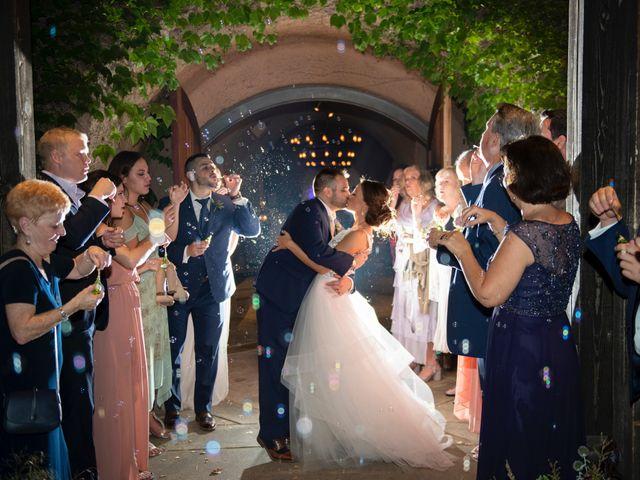 Austin and Lauren's Wedding in Calistoga, California 2