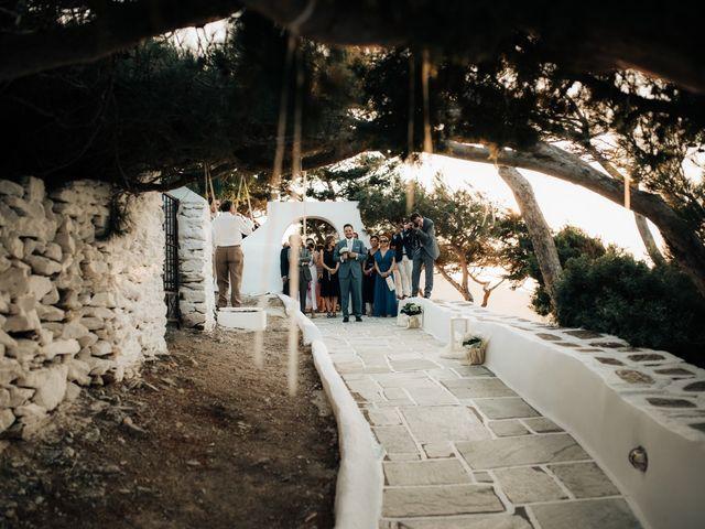 Sissy and Vangelis's Wedding in New York, New York 11
