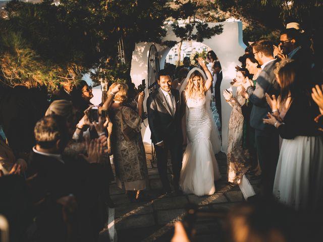 Sissy and Vangelis's Wedding in New York, New York 14