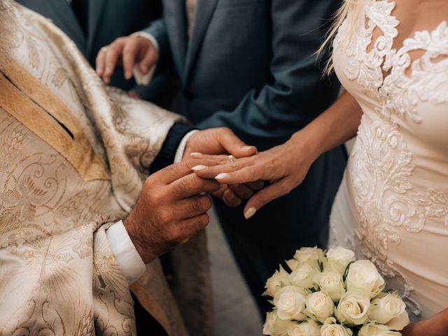 Sissy and Vangelis's Wedding in New York, New York 15