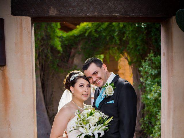 Eddy and Cynthia's Wedding in Tucson, Arizona 1