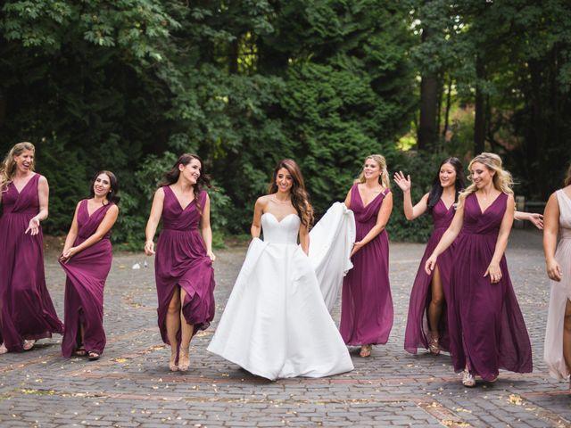 Shaun and Krystal's Wedding in Portland, Oregon 5