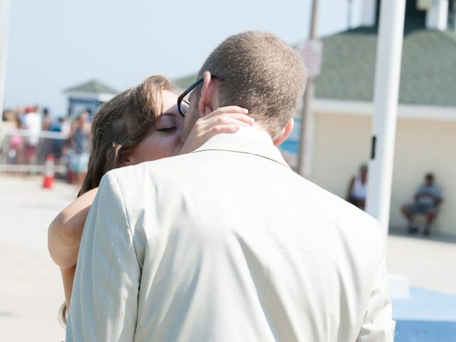 Taylor and Courtney's Wedding in West Long Branch, New Jersey 7
