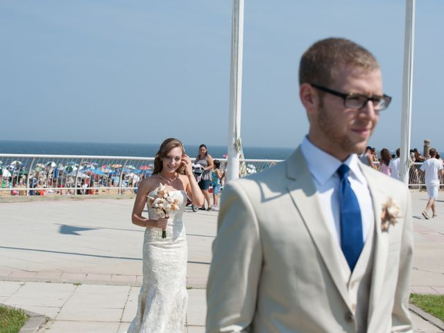 Taylor and Courtney's Wedding in West Long Branch, New Jersey 8