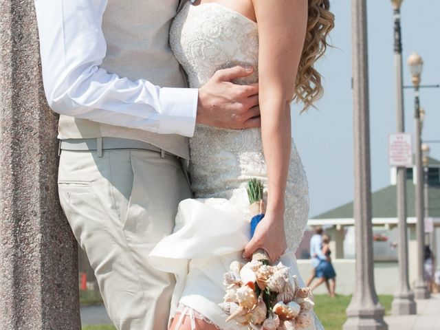 Taylor and Courtney's Wedding in West Long Branch, New Jersey 10