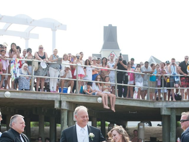 Taylor and Courtney's Wedding in West Long Branch, New Jersey 14