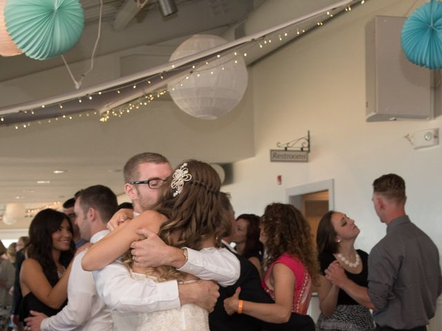 Taylor and Courtney's Wedding in West Long Branch, New Jersey 16