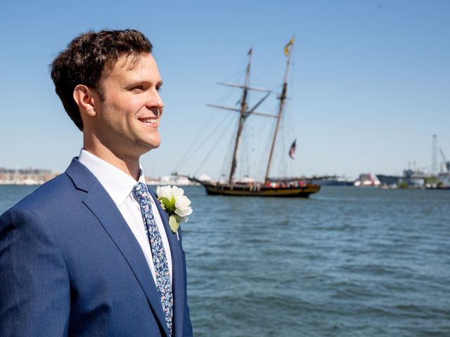 Brian and Lucy's Wedding in Baltimore, Maryland 5