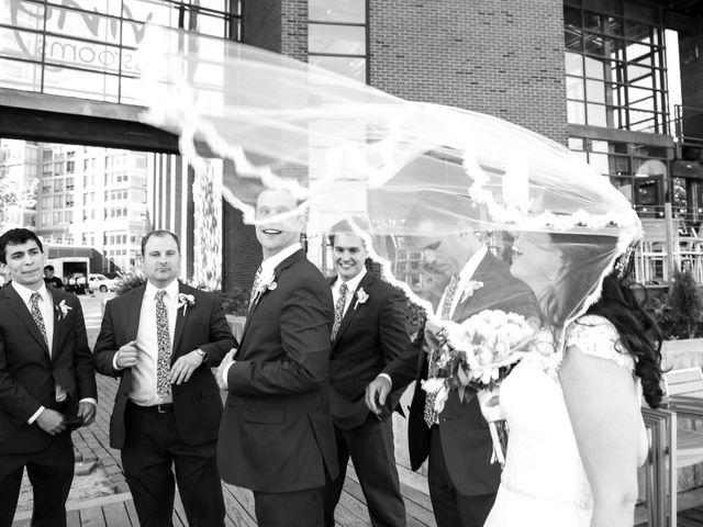 Brian and Lucy's Wedding in Baltimore, Maryland 18