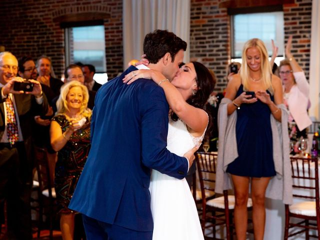Brian and Lucy's Wedding in Baltimore, Maryland 33