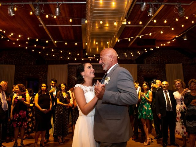 Brian and Lucy's Wedding in Baltimore, Maryland 35