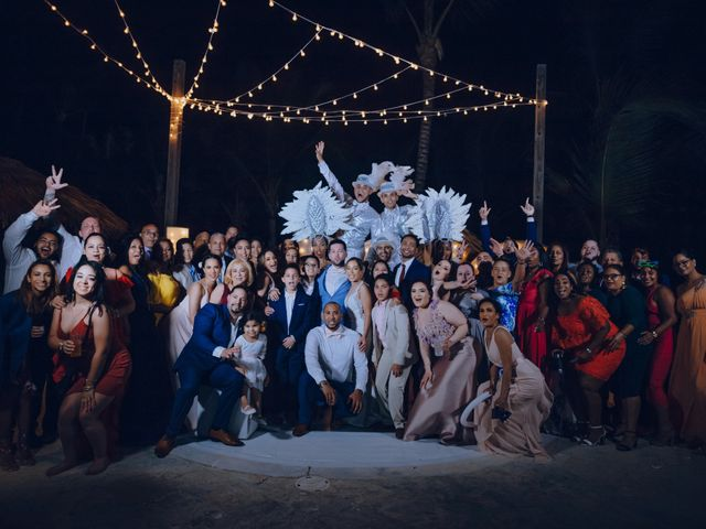 Miguel and Luisa's Wedding in Punta Cana, Dominican Republic 1