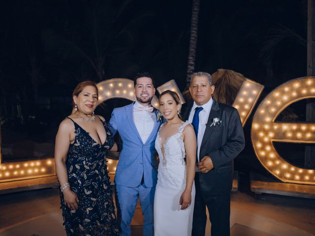 Miguel and Luisa's Wedding in Punta Cana, Dominican Republic 4