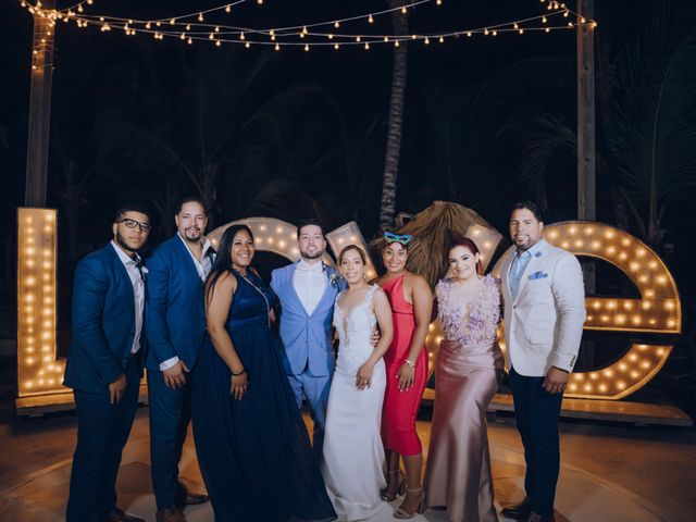 Miguel and Luisa's Wedding in Punta Cana, Dominican Republic 5