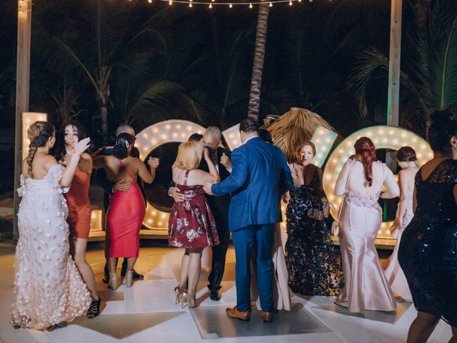 Miguel and Luisa's Wedding in Punta Cana, Dominican Republic 16